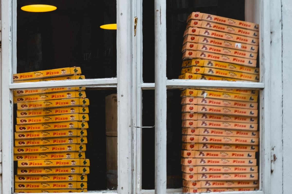 How Delivery Is Keeping Restaurants Afloat