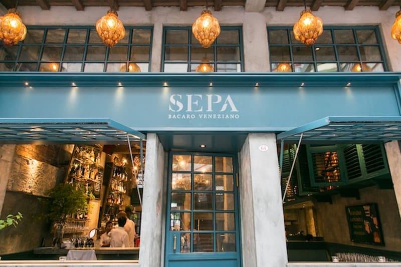 SEPA: Bacaro Veneziano, Bringing Venice to HK