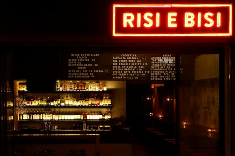 Newly Opened Risi e Bisi is Doing Casual Italian Deliciously