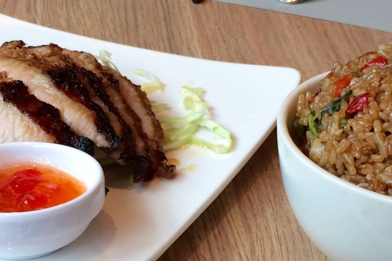 A Taste of Authentic Thai Food in Tsim Sha Tsui's The One: Cambo