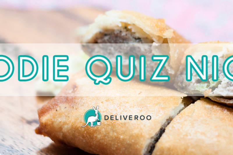 Foodie Quiz Night With Deliveroo