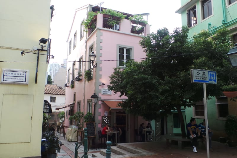 A Short Guide to Taipa Village, Macau