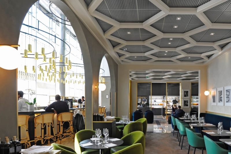 Paris-Charles de Gaulle - The Airport for Foodies?
