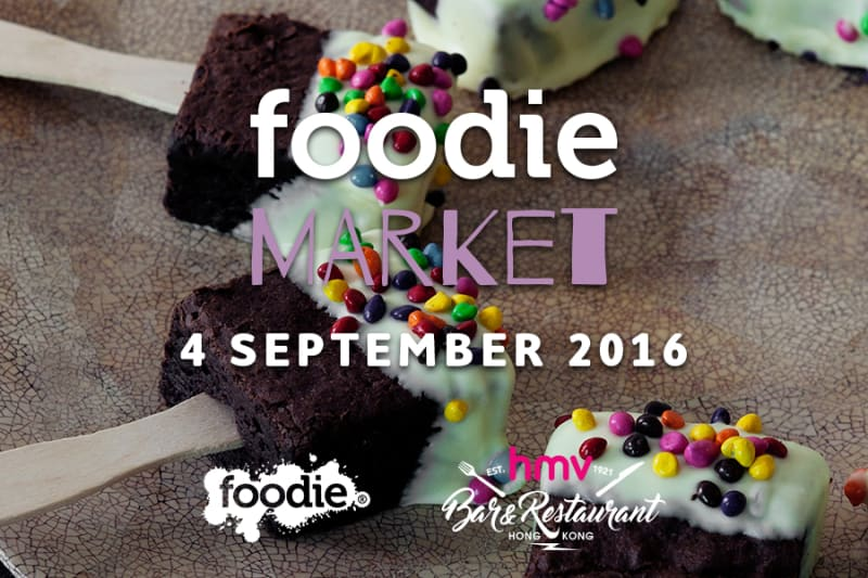 What To Expect At The Foodie Market 2016: Part I