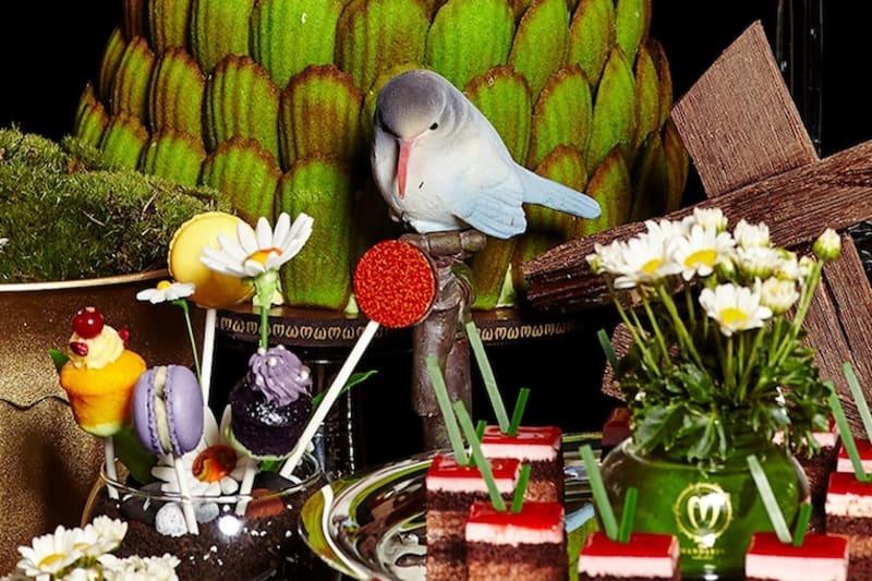 Wine & Dine Festival: Dessert Garden