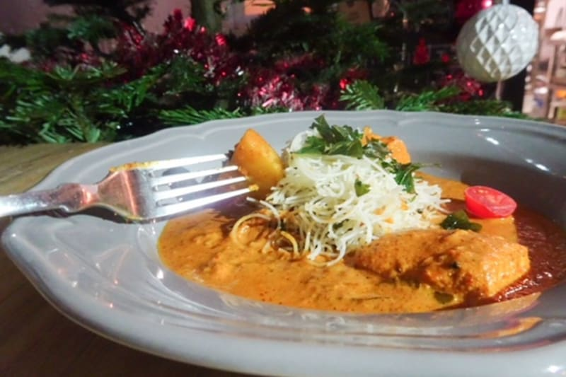 Private Kitchen Review: Curry Bay