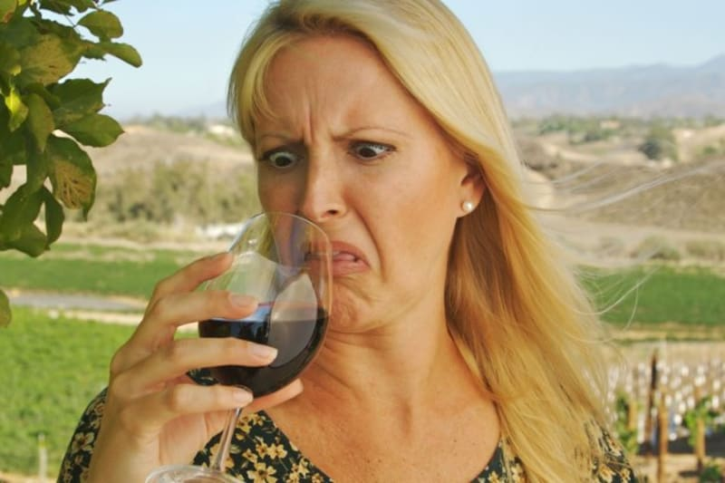 Rewriting Wine 101: Checking Wine at a Restaurant