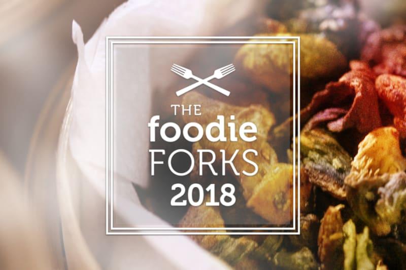 Foodie Forks 2018 Winners