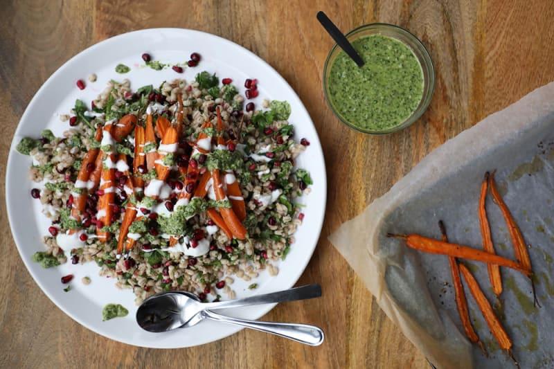 Recipe: Ultimate Winter Salad