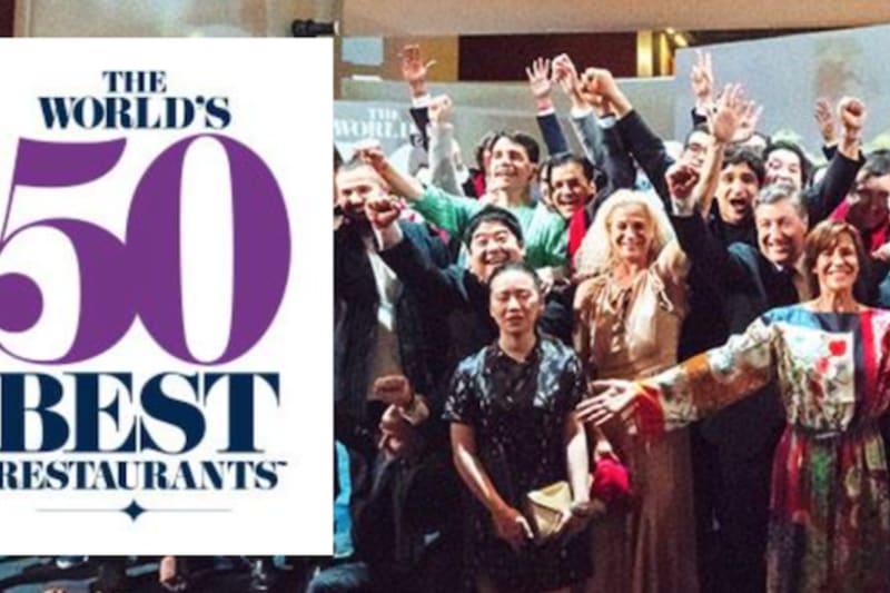 The World's 50 Best Restaurants Unveils New Game Changers