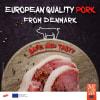European Pork, from Denmark