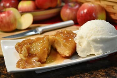 Apple Dumplings [video]