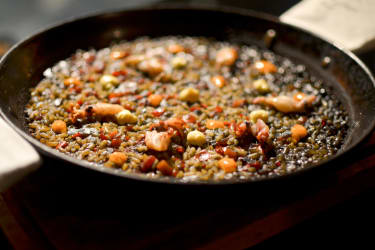 NEW Chef at Zafran: Serving Authentic Flavours from Barcelona