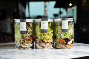 5 Places to Get Delivered Salads in Central, Hong Kong