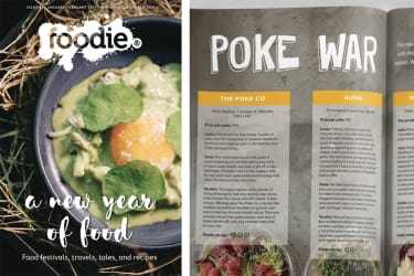 January/February 2017 Issue Out Now: A New Year of Food