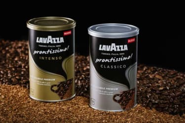 Instant Coffee Gratification with Lavazza