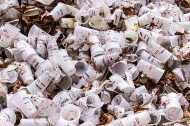 The Zero Waste Diaries: Plastic Lives Forever