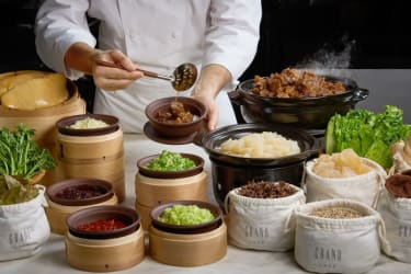 Gourmet Hong Kong Street Food at Grand Hyatt's Grand Café