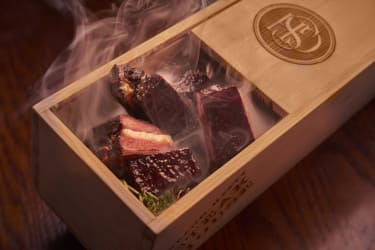 Restaurant Review: First-ever Bison Menu in Hong Kong at Grand Hyatt Steakhouse