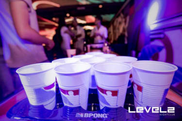 Take Your Beer Pong Game to the Next Level!