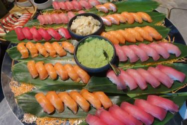 Restaurant Review: Fang Fang's New Asian Brunch Fiesta