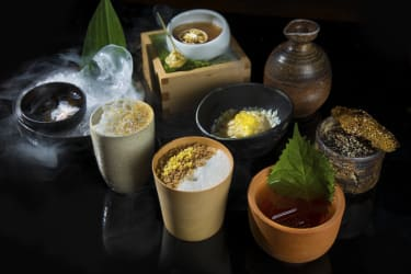 Bar Review: Zuma's New Bushido Cocktail Series