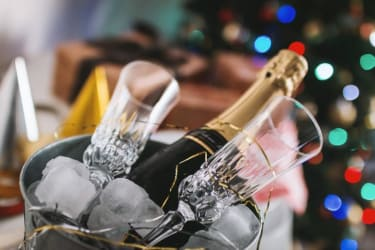 Celebrate this Valentine's Day with a New Champagne or Sparkling Wine
