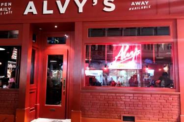 Restaurant Review: Alvy's