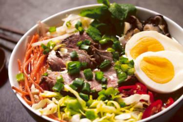 NOSH Launches Healthy Cup Noodles