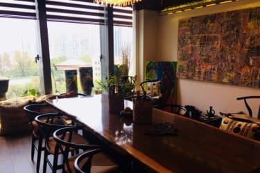 New Café Review: Africa Coffee & Tea (ACT)