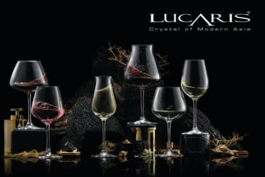 Lucaris Glass and Wine Pairing Workshop