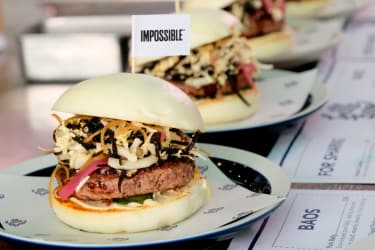 Impossible Foods Announces Big-Name Hong Kong Chefs to Launch their Plant-Based Impossible Burger