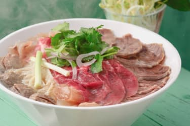 New Restaurant: Chua Lam's Pho