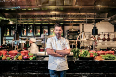 New Chef, New Menus at W Hong Kong