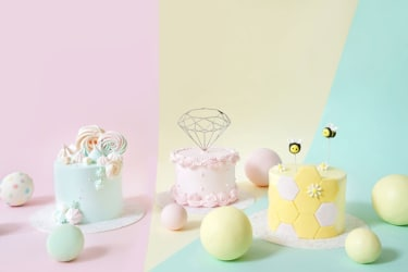 Fantasy Patisserie at Vive Cake Boutique