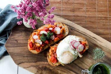 Recipe: Summer Bruschetta