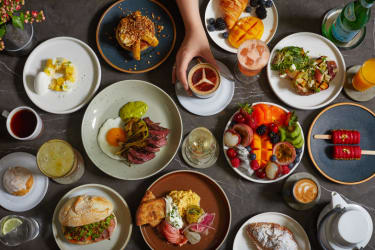 This Summer's Top Boozy Brunches