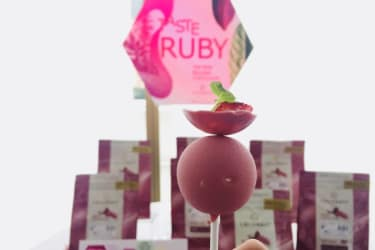 New Chocolate Debut: Ruby Chocolate