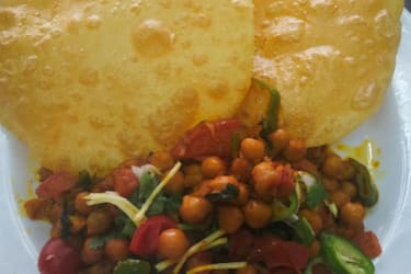 Recipe: Puri Chana