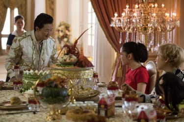 How to Eat like a Crazy Rich Asian