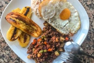 Recipe Video: Arroz Cubano
