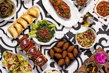 A Taste of Lebanon at the Mandarin Oriental