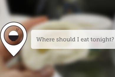 Where Should I Eat Tonight - May III