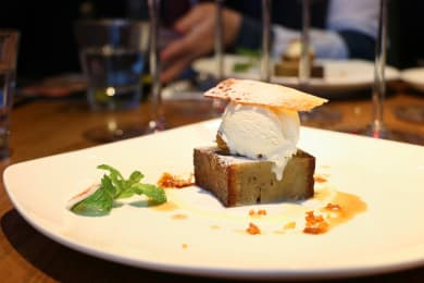 Wine Pairing Dinner at Wildfire, Fashion Walk: Restaurant Review