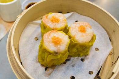 The Good Food Tour: Dim Sum Edition [VIDEO]
