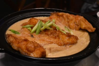 Oasis Giant Grouper Menu Review: Man Ho Chinese Restaurant