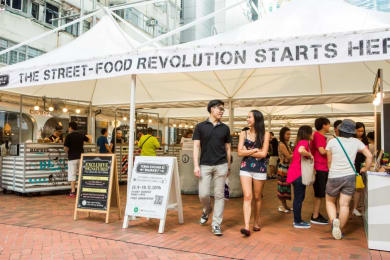 Tong Chong Street Market Returns for Two Weekends this Month