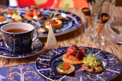 5 Must-Try Afternoon Teas this Spring 2017