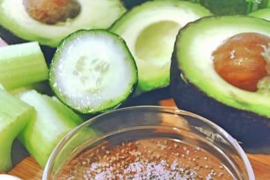 Recipe: Super-Green Raw Summer Soup
