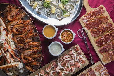Restaurant Review: Brunch at Buenos Aires Polo Club